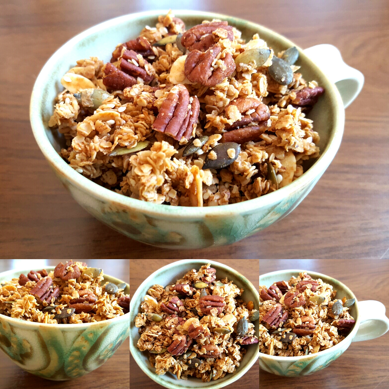 Granola by The Fat Foodie