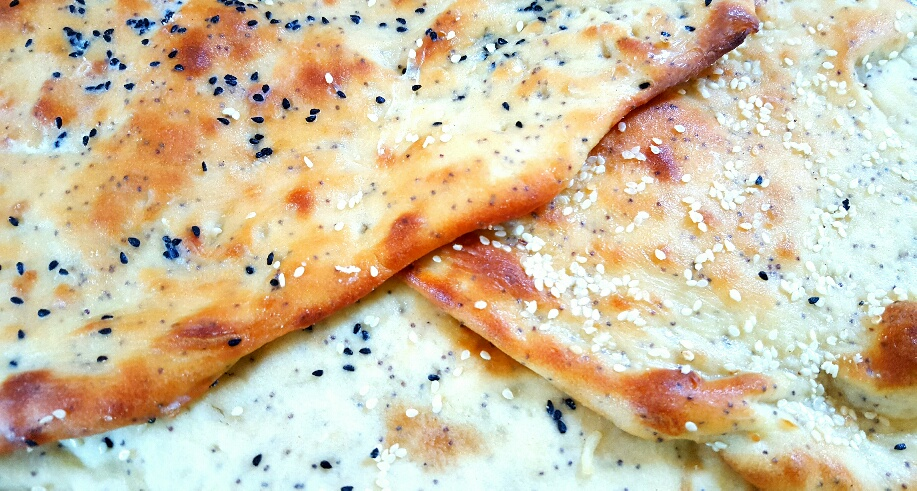 Homemade Naan Breads