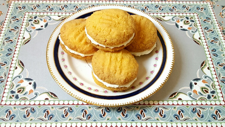 Custard Creams by The Fat Foodie