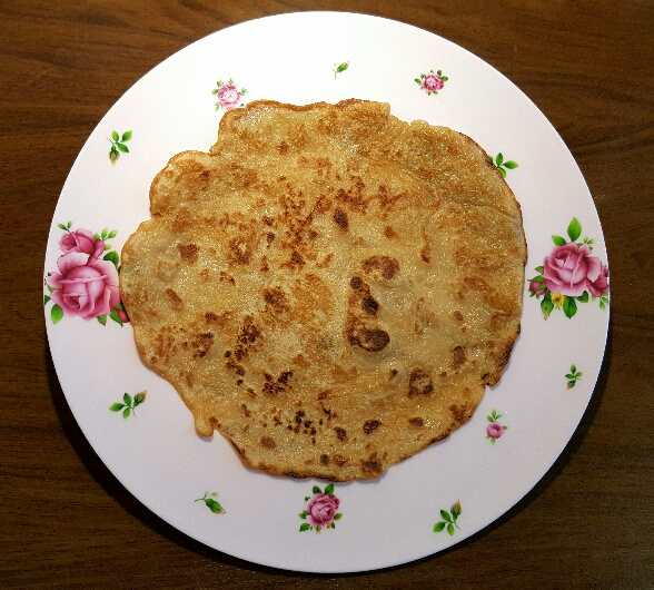 Vegan Pancakes by The Fat Foodie