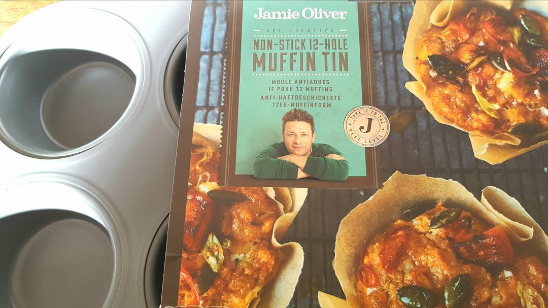 My Mum gets me the bestest presents! jamieoliver D thefatfoodiehellip