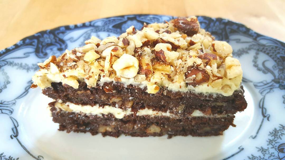 This recipe for Marrow Praline Cake is a fantastic wayhellip