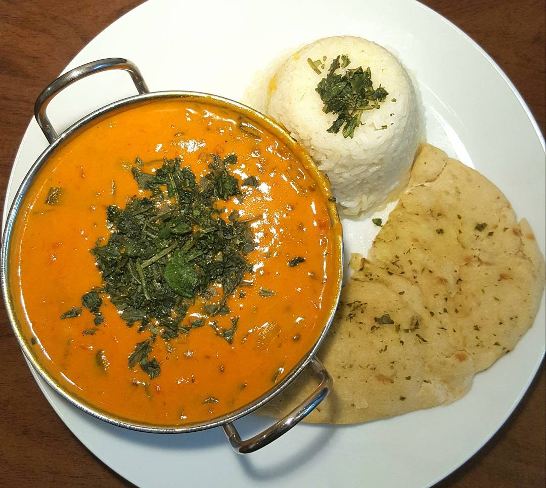 This shecanteatwhat recipe makes a lovely creamy substantial dahl thatshellip