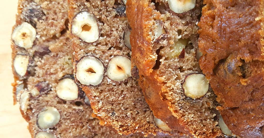 A delicious Banana Bread thats infused with the flavour ofhellip