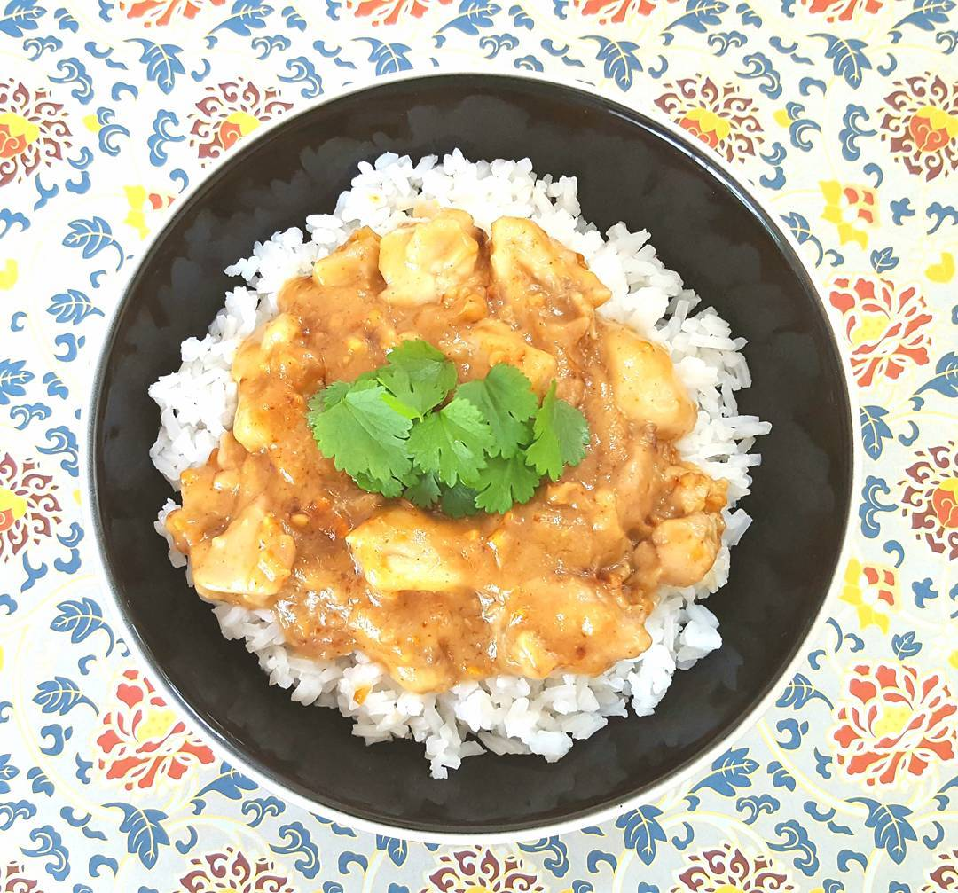 This recipe makes a really quick and tasty chicken satayhellip