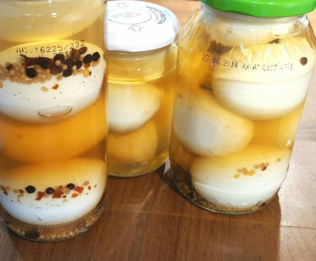Pickled Eggs You either love them or you hate them!hellip